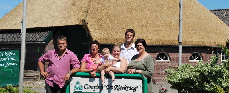 "Camping ""De Rietkraag"""